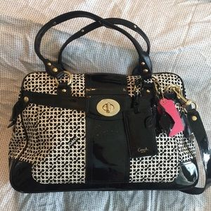 Rare beautiful coach bag